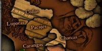 The Aymara (Tupac Katari)