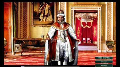 Scotland - James VI - Peace