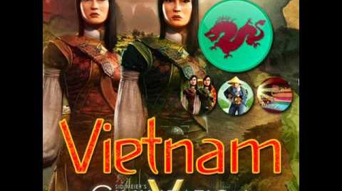 Vietnam - Trung Sisters Peace