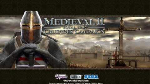 Medieval 2 Crusades Campaign - Dry Well