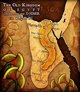 MapEgyptDjoser512