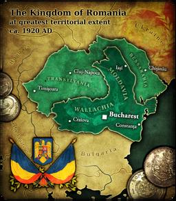 MC Romania Map