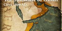 Oman (Saif bin Sultan)