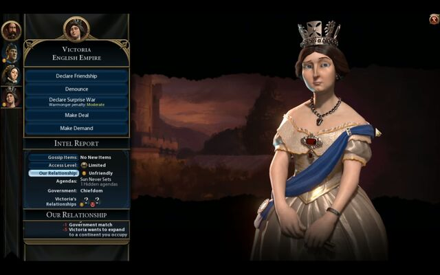 File:Civilization VI - Devs play as Brazil screenshot - Victoria diplomacy menu.jpg