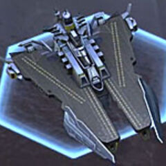 Shepard: Supremacy Carrier