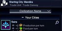 Trade routes (CivBE)