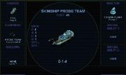 Skimship probe team (SMAC)