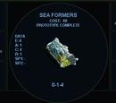 Sea formers (SMAC)