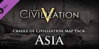 Cradle of Civilization - Asia
