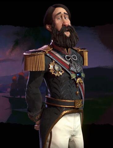 File:Pedro II - First Look video screenshot (Civ6).jpg