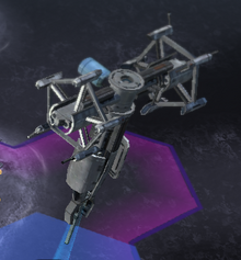 Lasercom Satellite