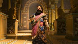 Ashurbanipal HD (Civ5)