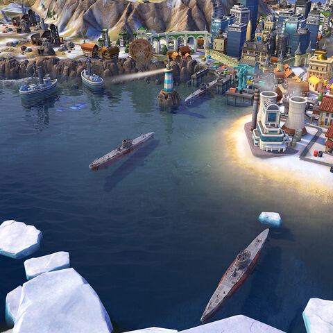 U-Boats in game