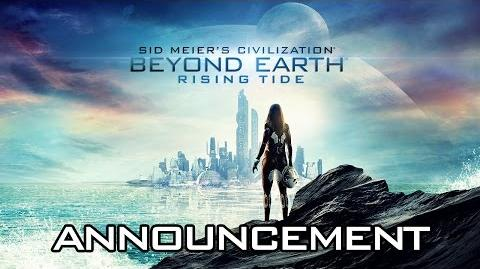 Beyond Earth Rising Tide - Announcement