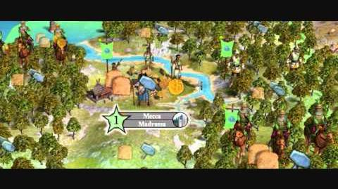 Civilization IV - Unit Dialogue - Arabia