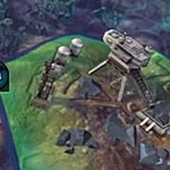 Titanium mine