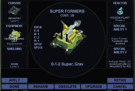 Super former (SMAC)