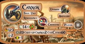 Cannon Info Card (Civ5)