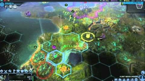 Civilization Beyond Earth - Gameplay