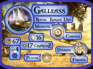 Galleass Info Card (Civ5)