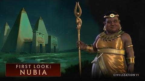 CIVILIZATION VI – First Look- Nubia