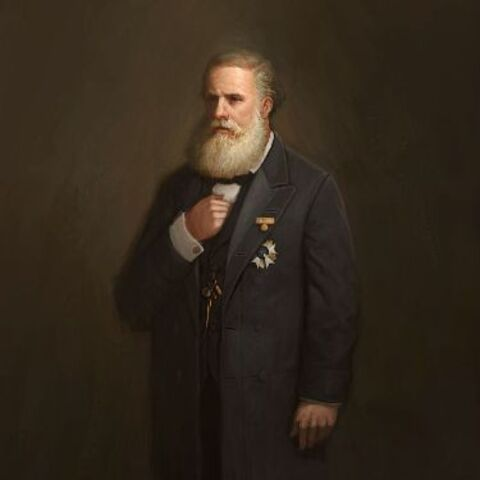 Concept Art of Pedro II