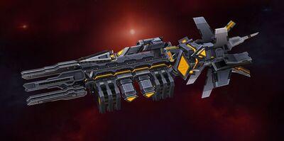Supremacy battleship