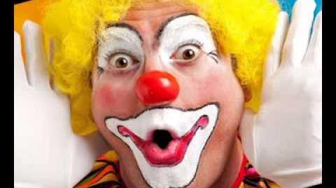 CREEPYPASTA Birthday Clown