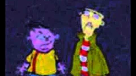 CREEPYPASTA Ed, Edd n Eddy Episode 34