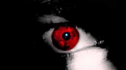 CREEPYPASTA Red With White