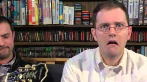 CREEPYPASTA The Angry Video Game Nerd
