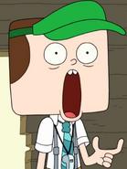 The oh my god face