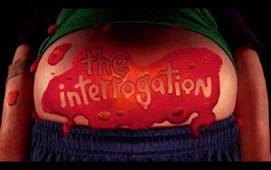 The Interrogation title