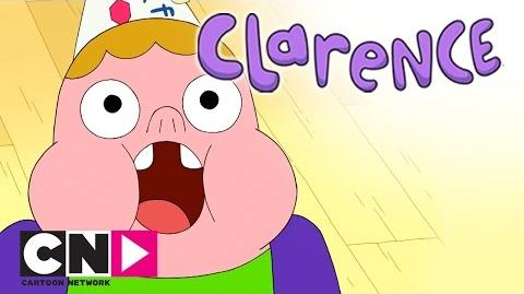 Clarence Extreme Bowling Cartoon Network