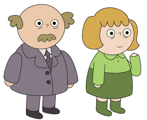 Percy's Father and Mother