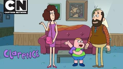 Clarence Miss Baker's Valentine Cartoon Network