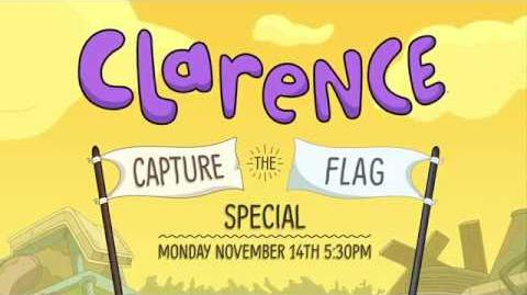"CN Promo - Clarence - ""Capture the Flag"" Promo"