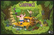 Clarence new poster