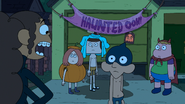 Clarence Halloween 15