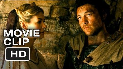Wrath of the Titans 1 Movie CLIP - Gods Don't Die (2012) HD