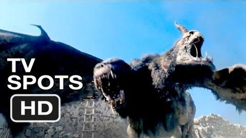 Wrath of the Titans TV SPOTS 1 & 2 - Sam Worthington Movie (2012) HD