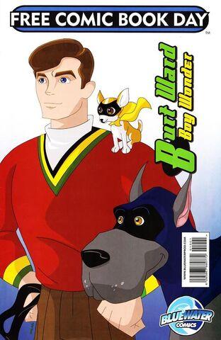File:Burt Ward Boy Wonder Wrath Of The Titans Classic cover 2.jpg