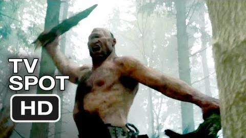 Wrath of the Titans TV SPOT 5 - Sam Worthington Movie (2012) HD