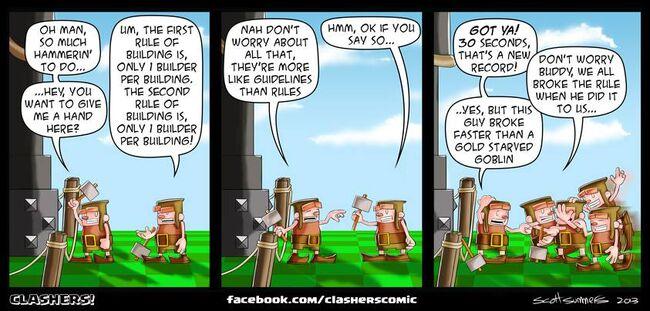 Clashers Comic 20