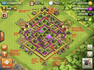 Hybrid village guide