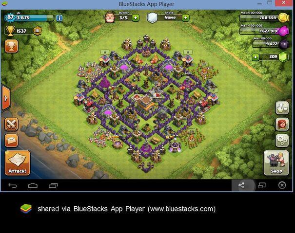 File:Village Structure TH 8 Yt (let's clash!!!!).jpeg