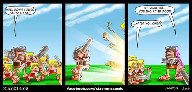 Clashers Comic 12