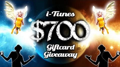 Official Giveaway 3 - Grand Total of $700! (ALL COUNTRIES)