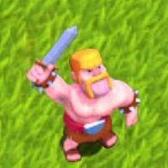 Barbarian level 1