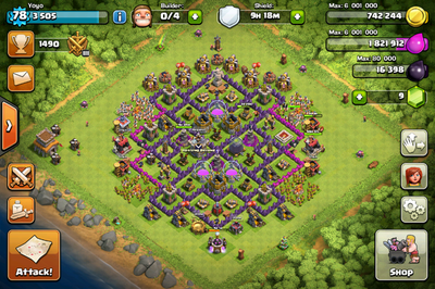 My Base Awesome Yoyo